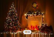 "Фон стена "" December"""