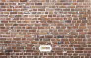 "Фон стена ""Red brick"" 2x1.5 m"