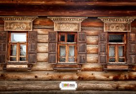 """Фон стена """"Cottage"""""""